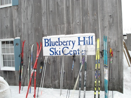 Blueberry Hill Ski Center