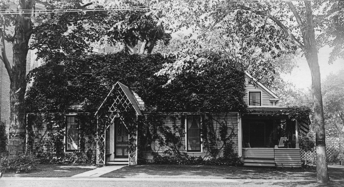 Stephen A Douglas Birthplace, c. 1890s