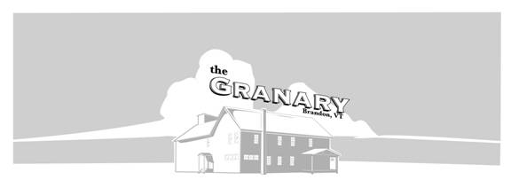 Brandon VT Vermont Granary space for lease